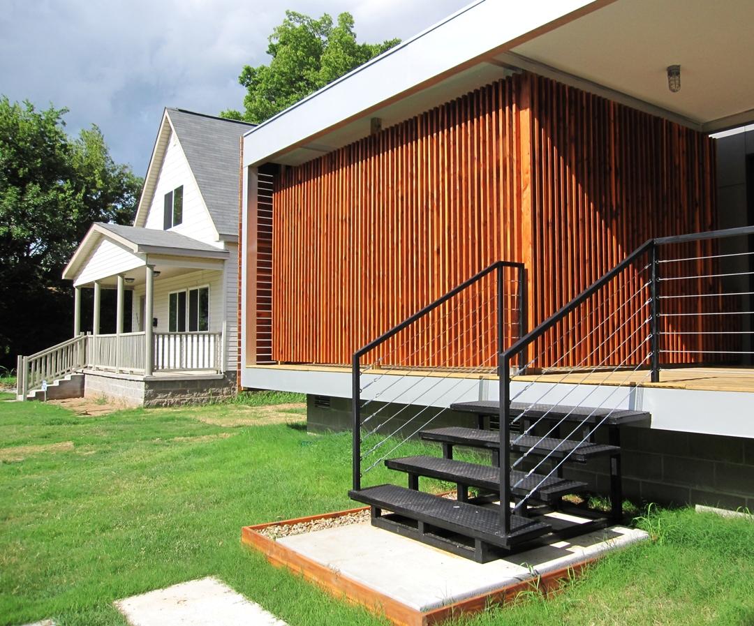 Porch House Pre-fab