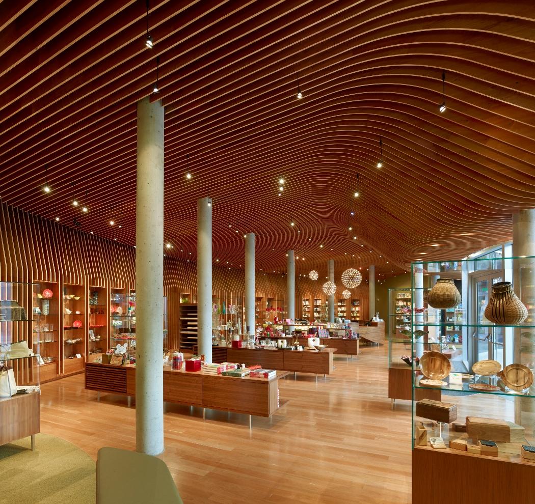 Museum Store At Crystal Bridges Museum Of American Art