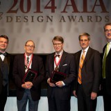Dick Savage Memorial Award Recipients - Gordon Wittenberg, FAIA & Charles Witsell, FAIA