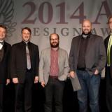 Citation Award for Renwick Gallery Grand Salon Competition, Marlon Blackwell Architects