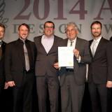 Honor Award for 315 Mountain, David W. McKee Architect, PLLC