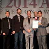 Merit Award for Courtyard House, U of A Fay Jones School of Architecture, Design Build Program