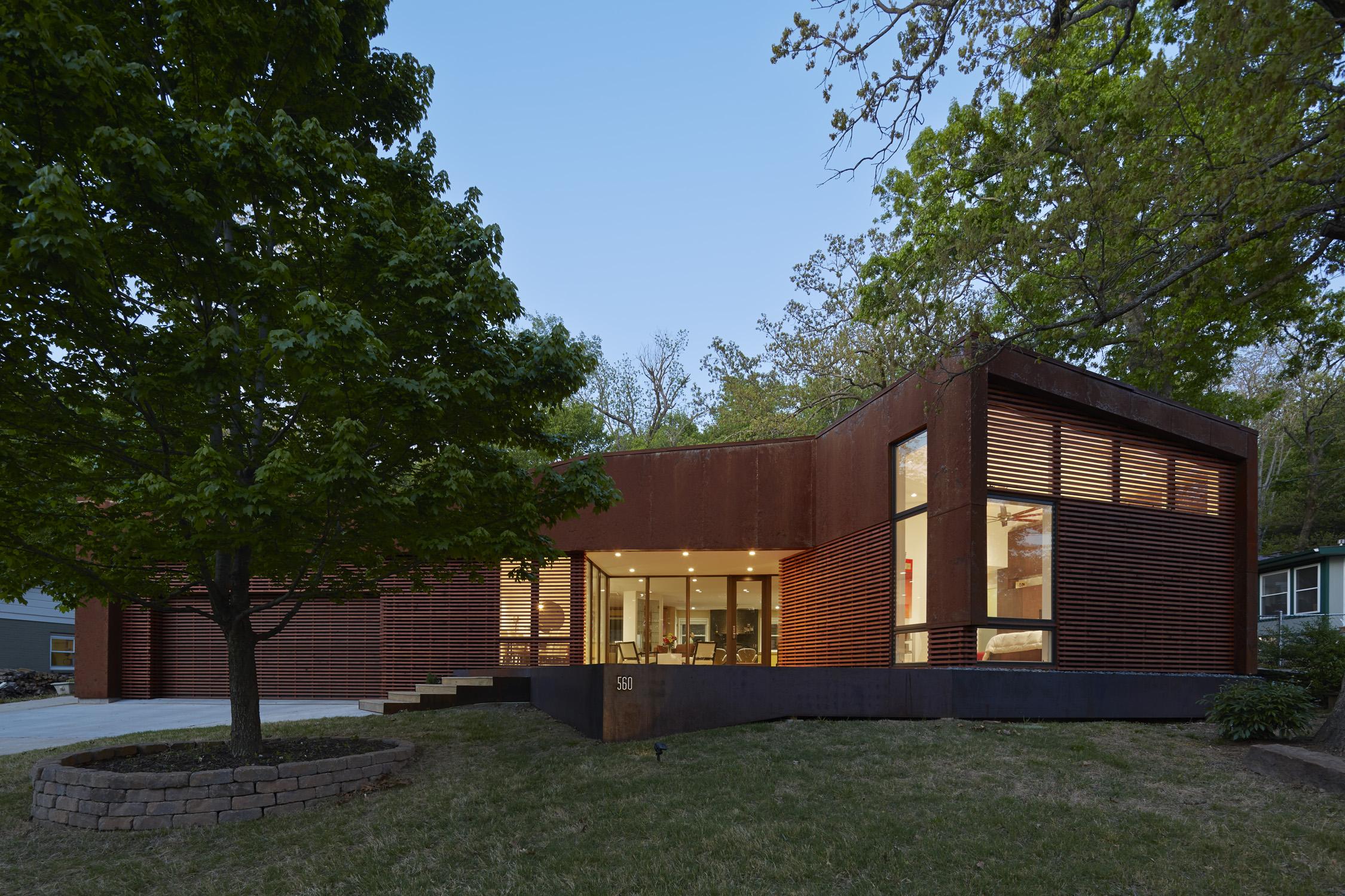 560 Vinson | Modus Studio | Fayetteville, AR (Photographer: Timothy Hursley)
