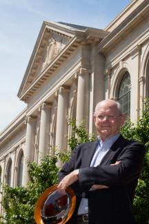 Jeff Shannon.Dean of Architecture