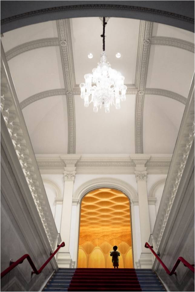 Renwick Gallery Grand Salon Competition Design Award Winners Aia Arkansas