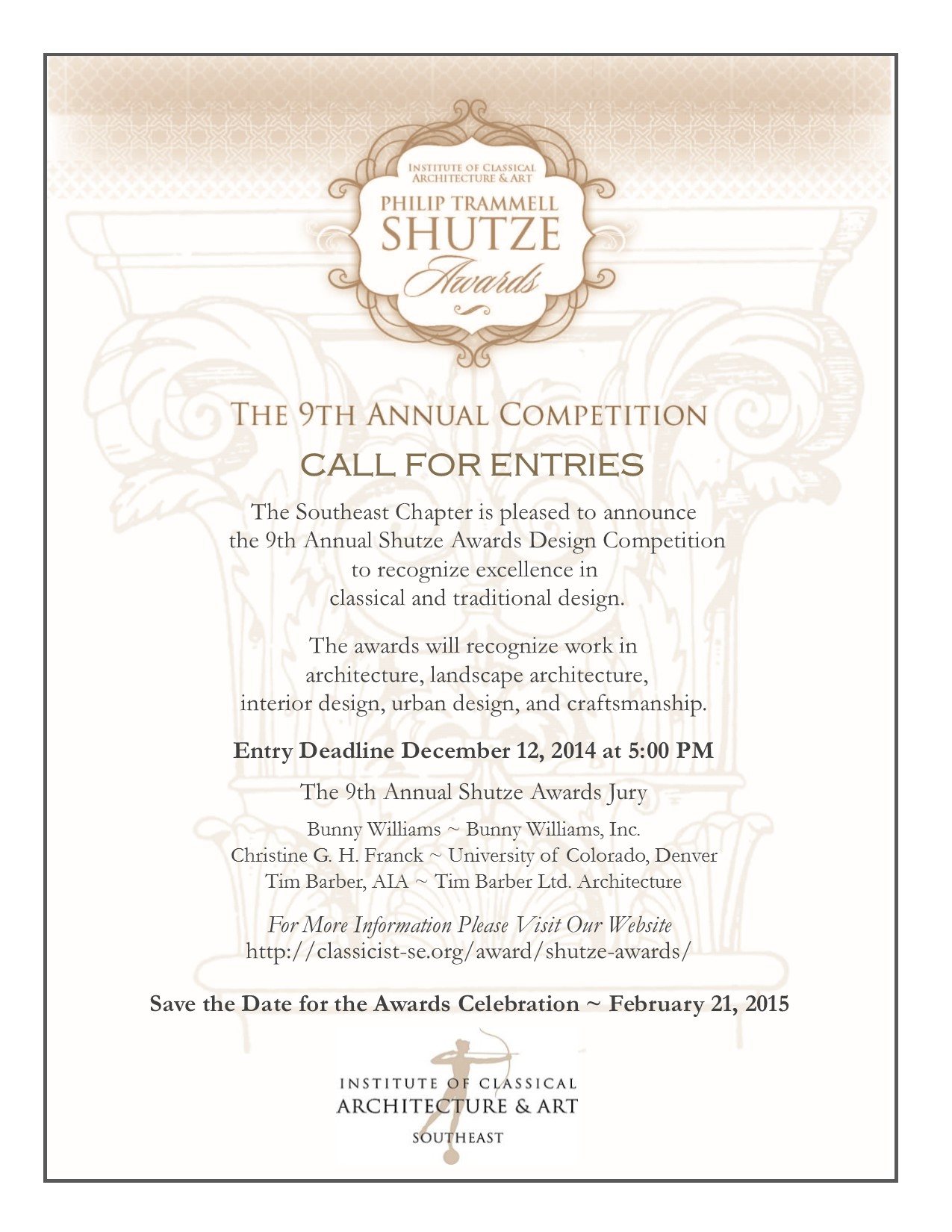 Shutze_Awards_2015_Call_for_Entries_Eblast_with_Jury_and_STD_added