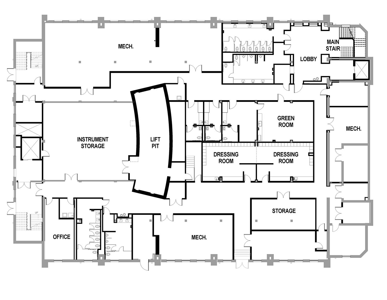 Electric Fence Wiring Schematic in addition Metal Siding Calculator additionally Audio Acoustic Treatment of Studios also Retaining Wall Detail Drawing also Jim And Joyce Faulkner Performing Arts Center. on acoustic wall panels for home