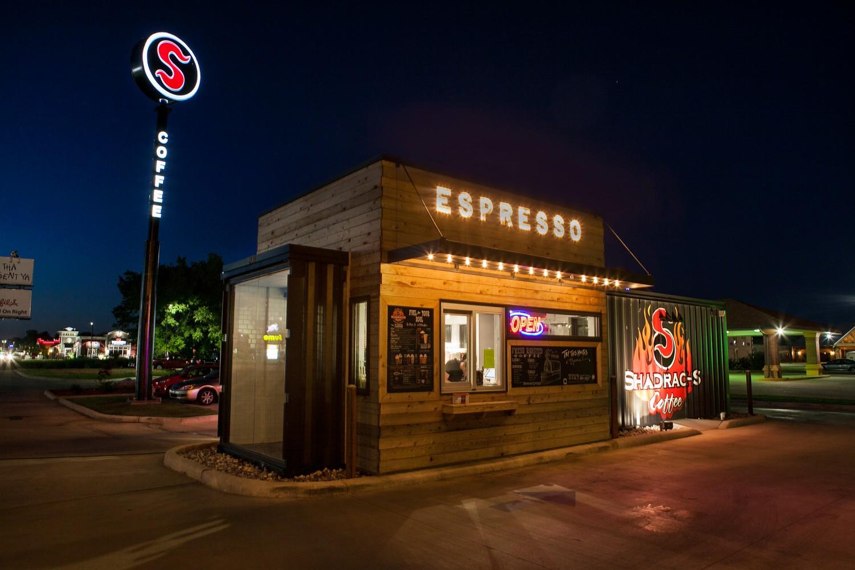 Shadrach S Coffee Shop Design Award Entries Aia Arkansas