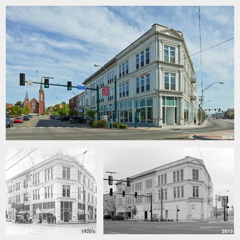 Texas Corner Friedman Mincer Building Design Award