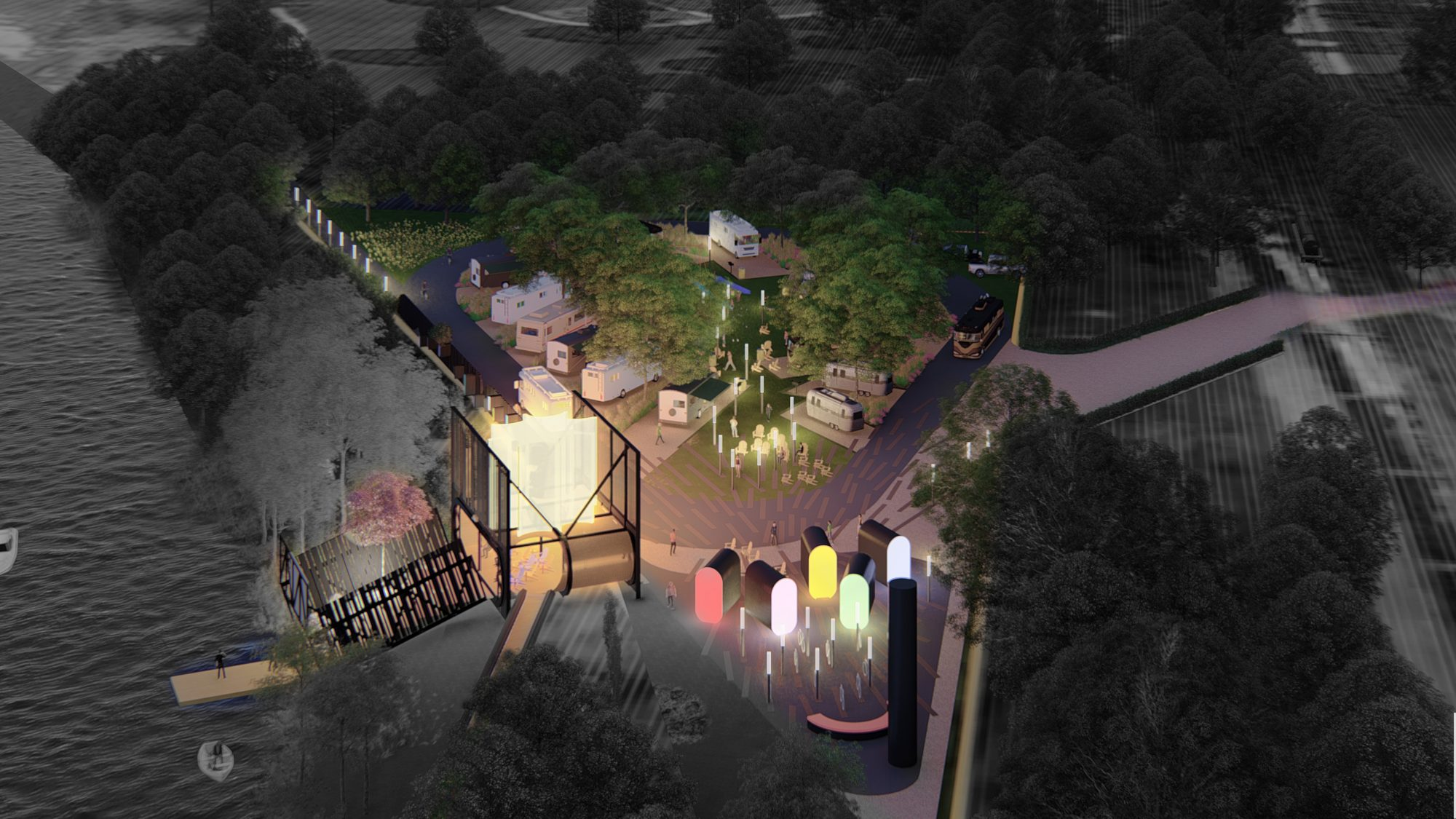 Fort Smith Waterfront RV Park