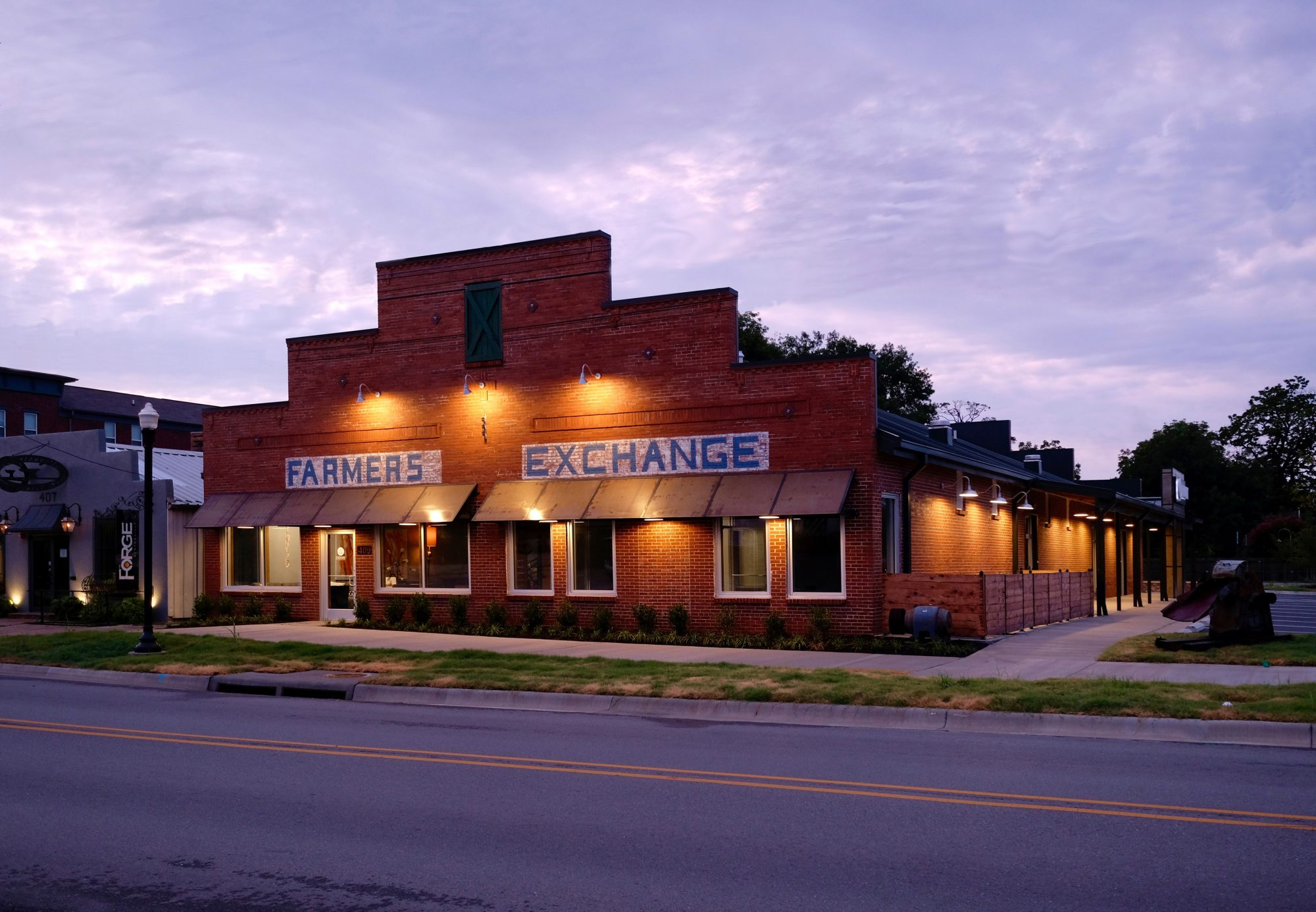 Farmers Exchange Building