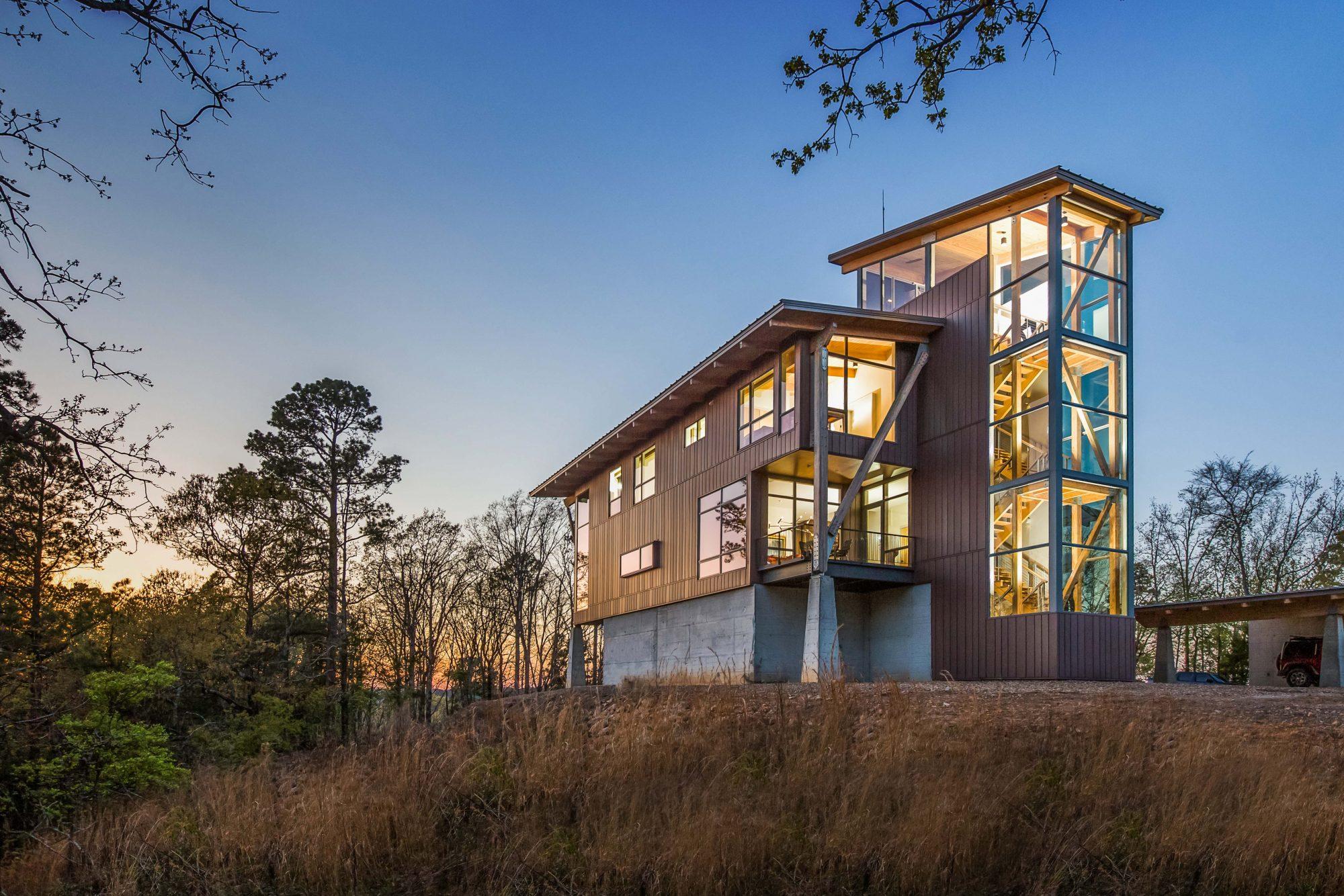 Mountaintop Residence