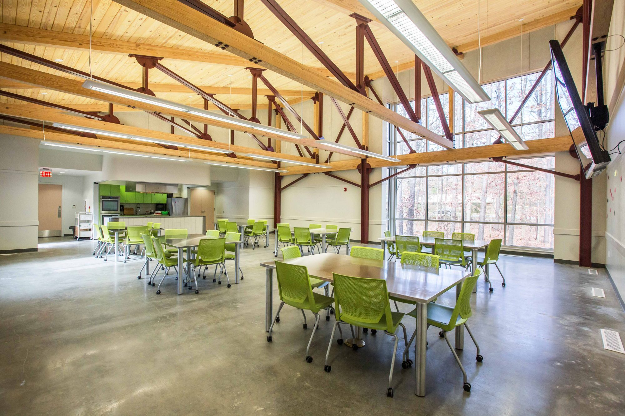 Dee Brown Library - Maker's Space Addition