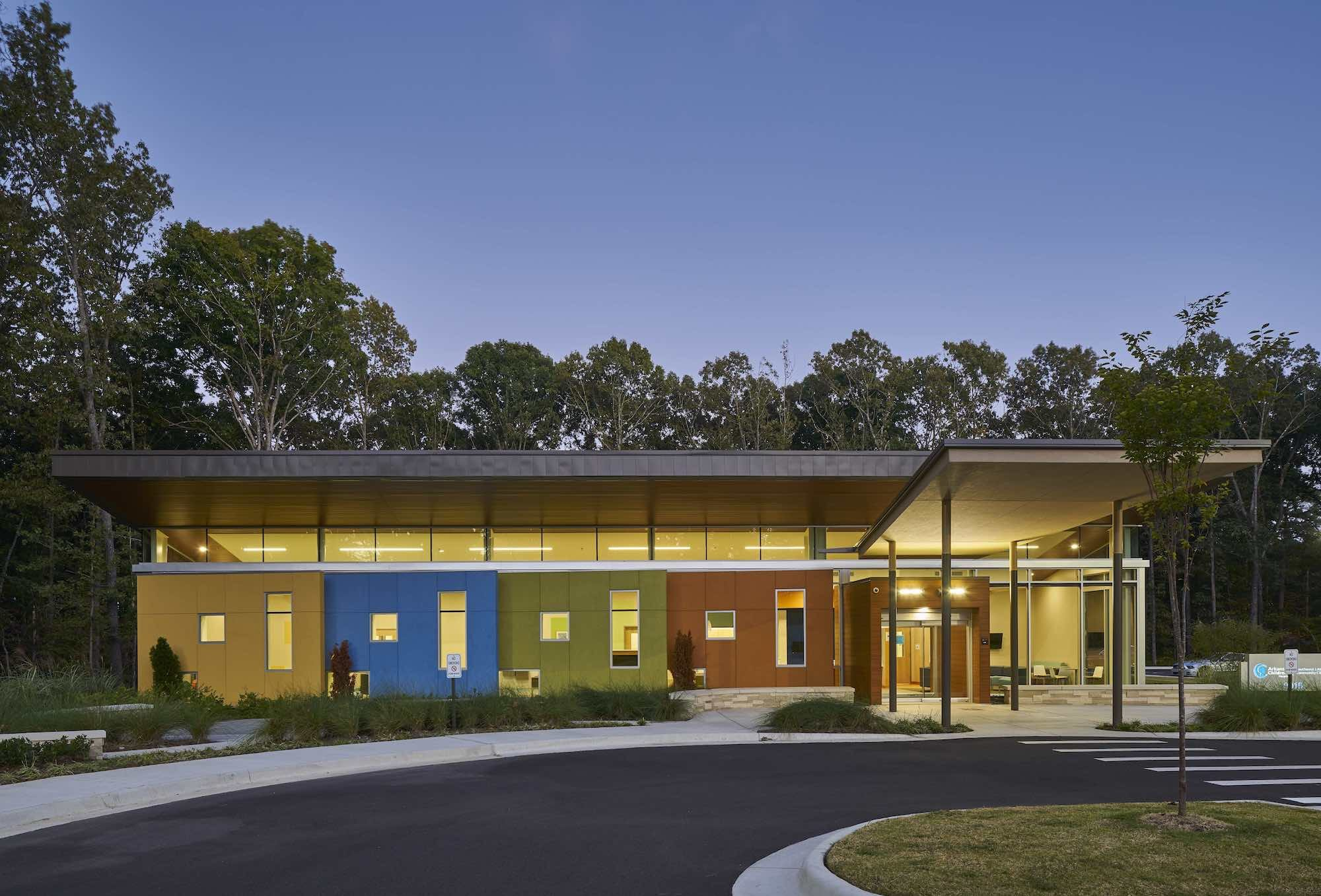 Arkansas Children's Southwest Little Rock Community Clinic