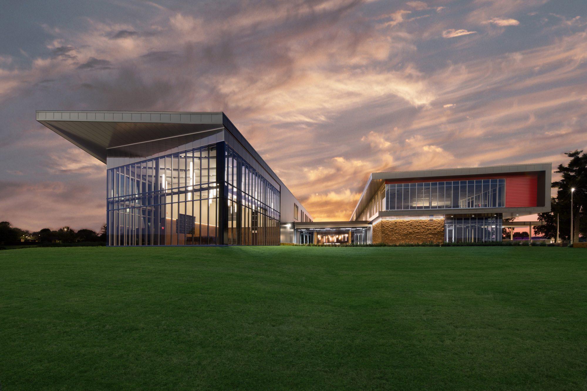 Don Tyson Center for Agricultural Sciences – University of Arkansas