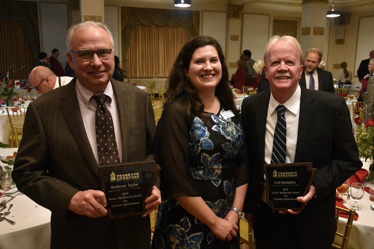 Preserve Arkansas Honors Two Hot Springs Architects