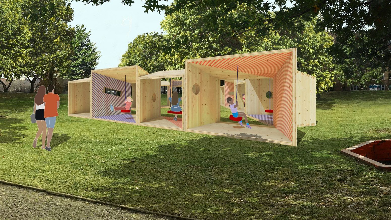 Somewhere Studio's Project Selected For City of Dreams 2019 Pavilion