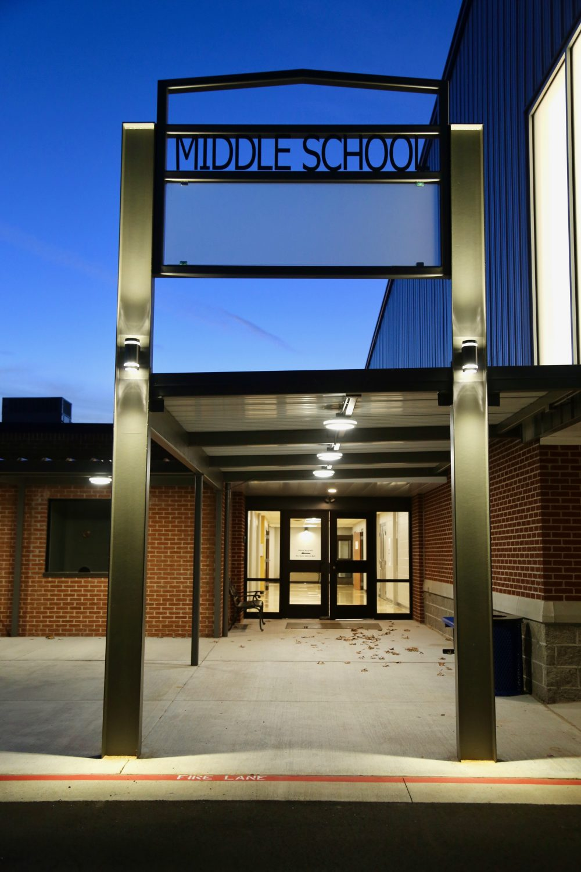 DECATUR MIDDLE SCHOOL EXPANSION