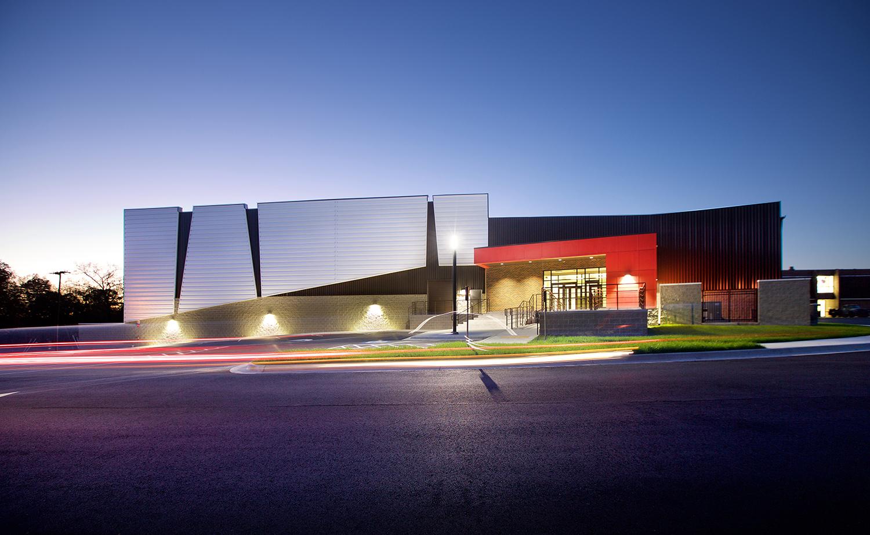 Heber Springs Fine Arts Building #20