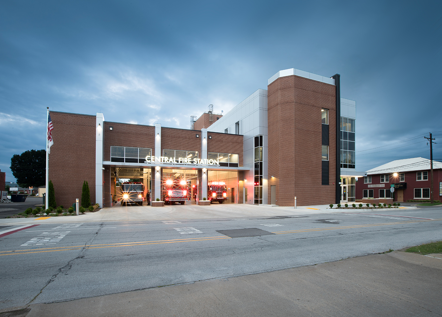 Russellville Central Fire Station #34