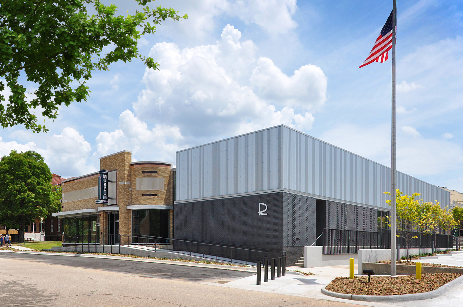Rogers Historical Museum Expansion & Renovation
