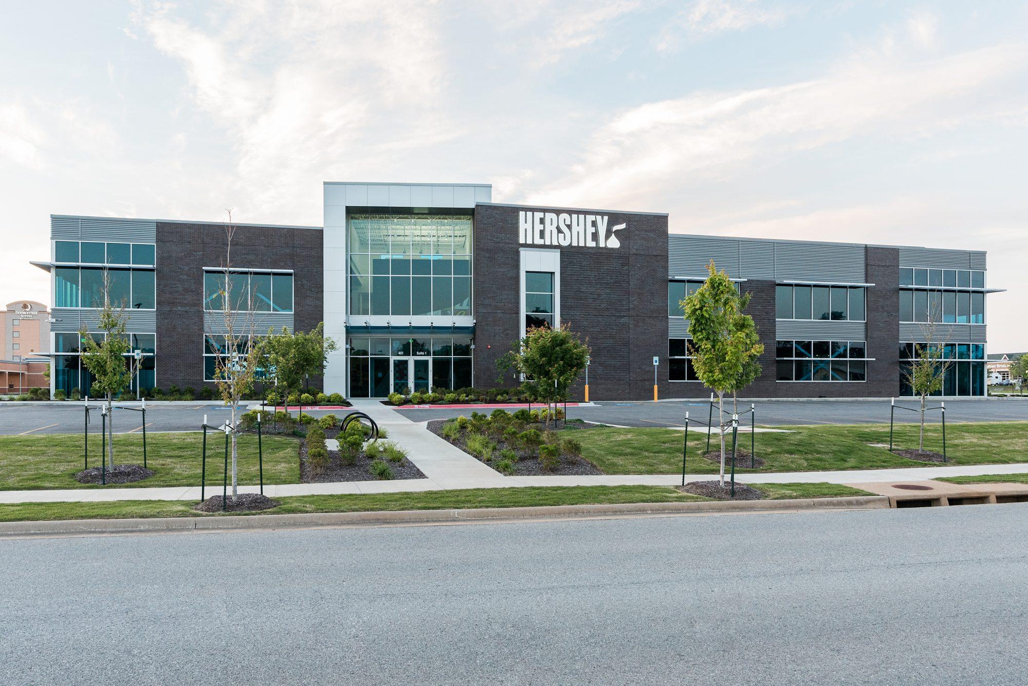 The Hershey Company at Fountain Plaza