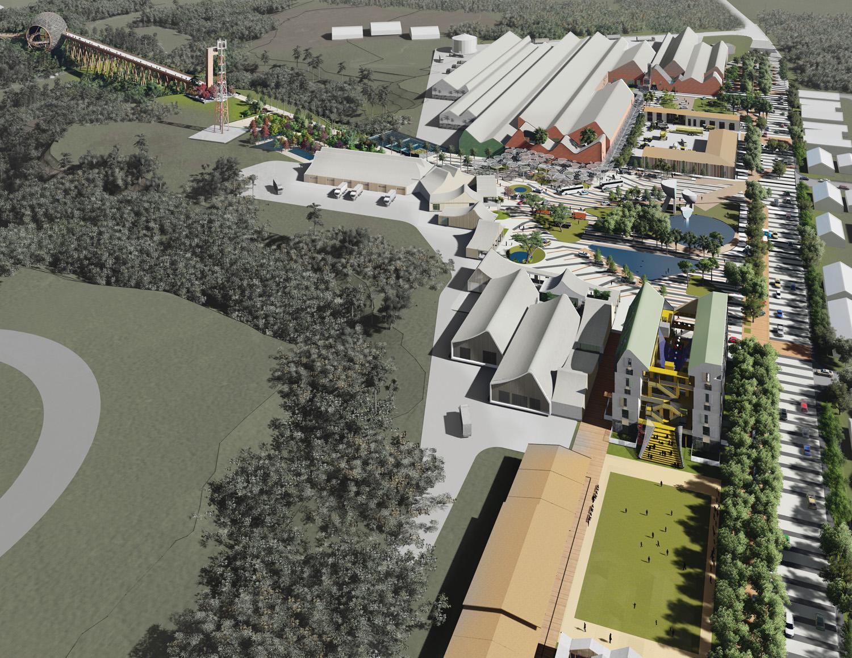 Whitmore Community Food Hub Complex: Building Community Around Food