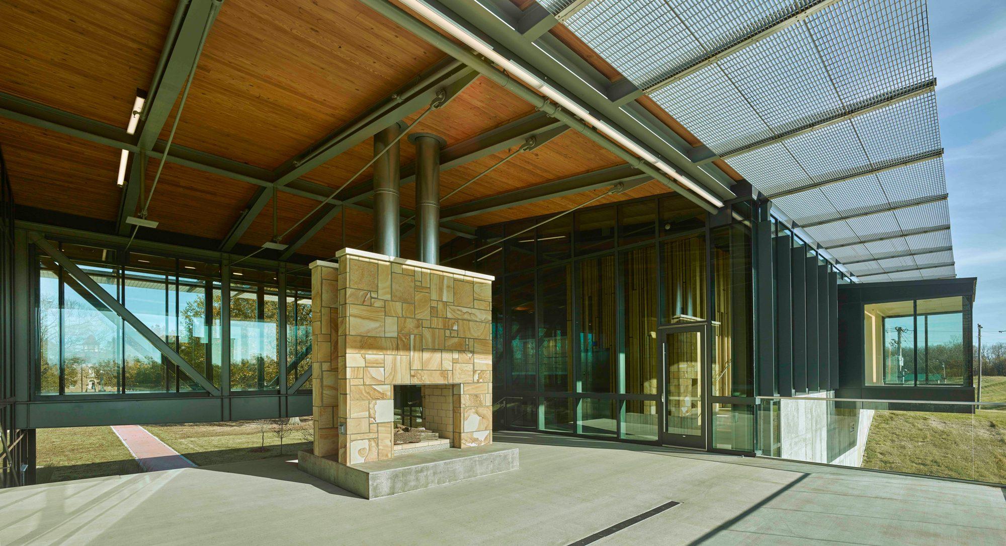 Jacksonport State Park Visitor Center
