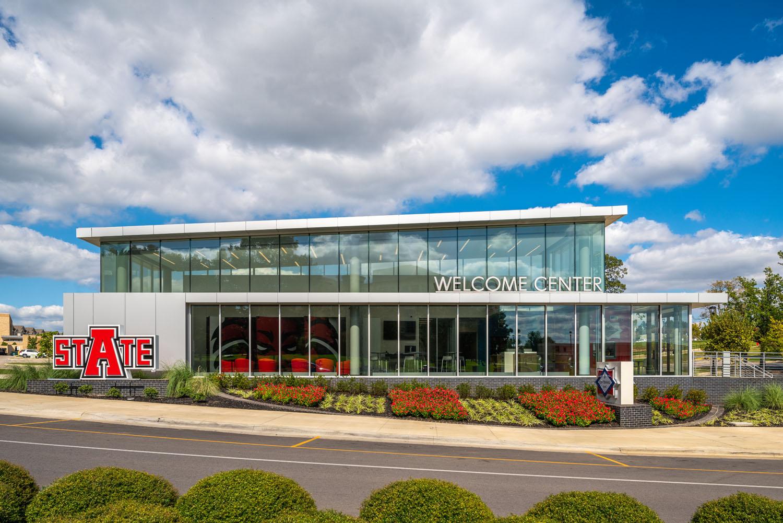 Centennial Bank ASU Welcome Center