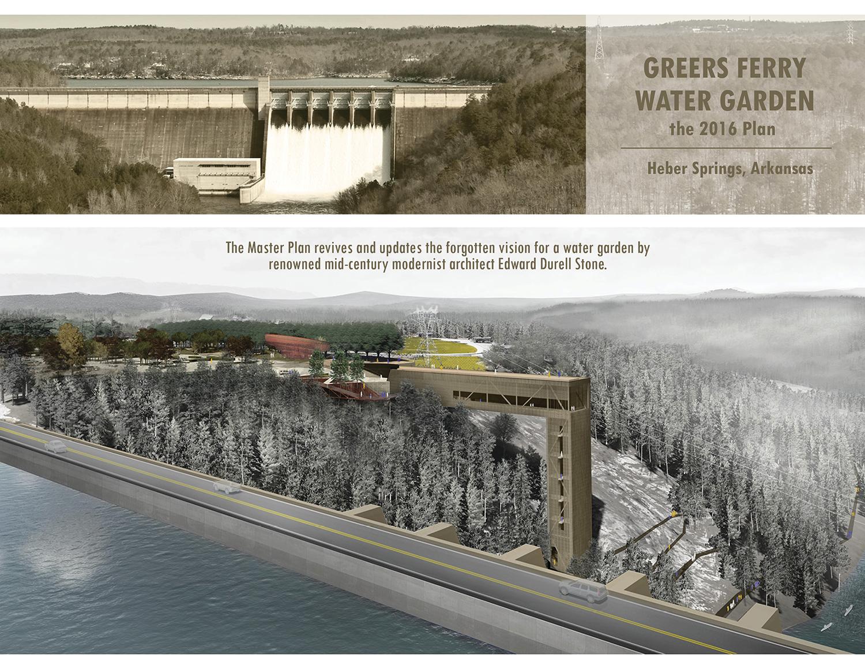 Greers Ferry Water Garden