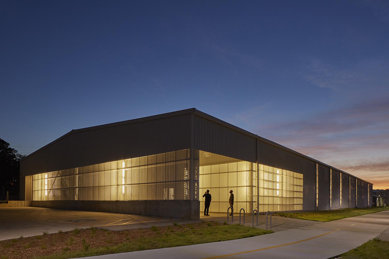 University of Arkansas Art + Design District: Sculpture Studio