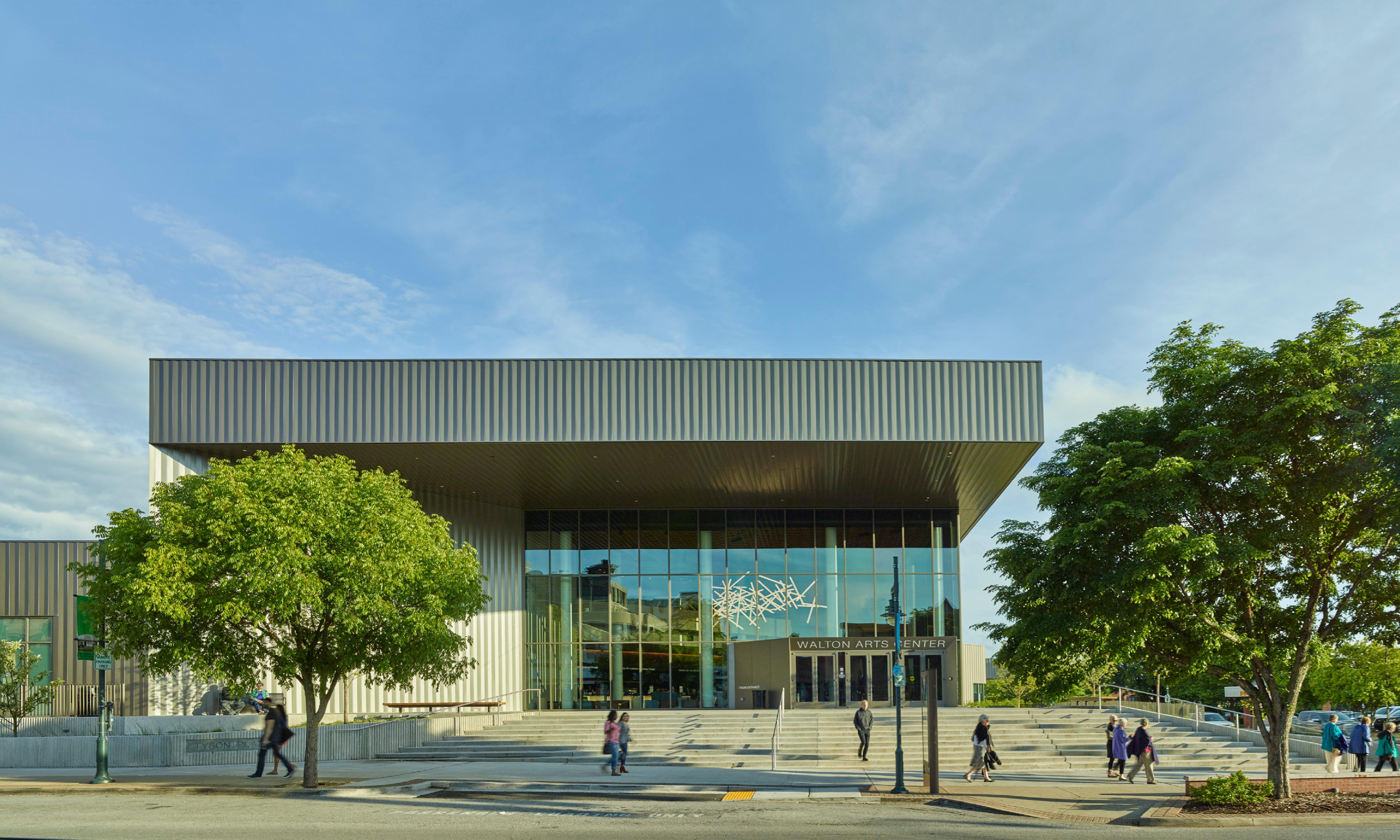 Walton Arts Center Expansion & Renovation