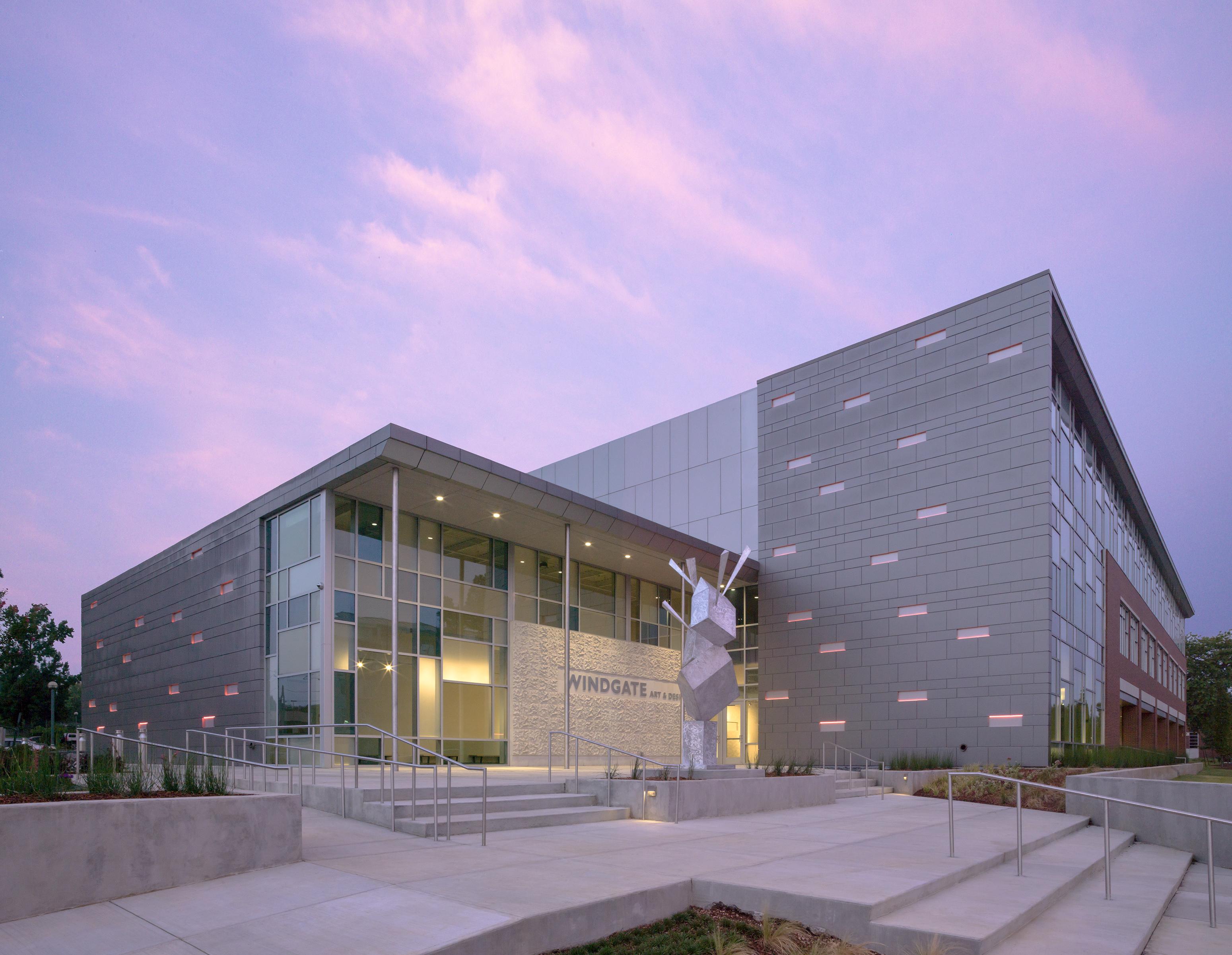 Windgate Art & Design Building