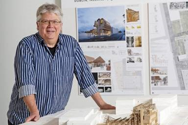 Arkansas Business: UA Architecture Dean Builds Momentum, Pioneers Mass Timber Use