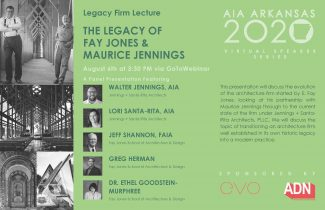 8.6.20_Legacy of Fay Jones and Maurice Jennings Ad_Page_1