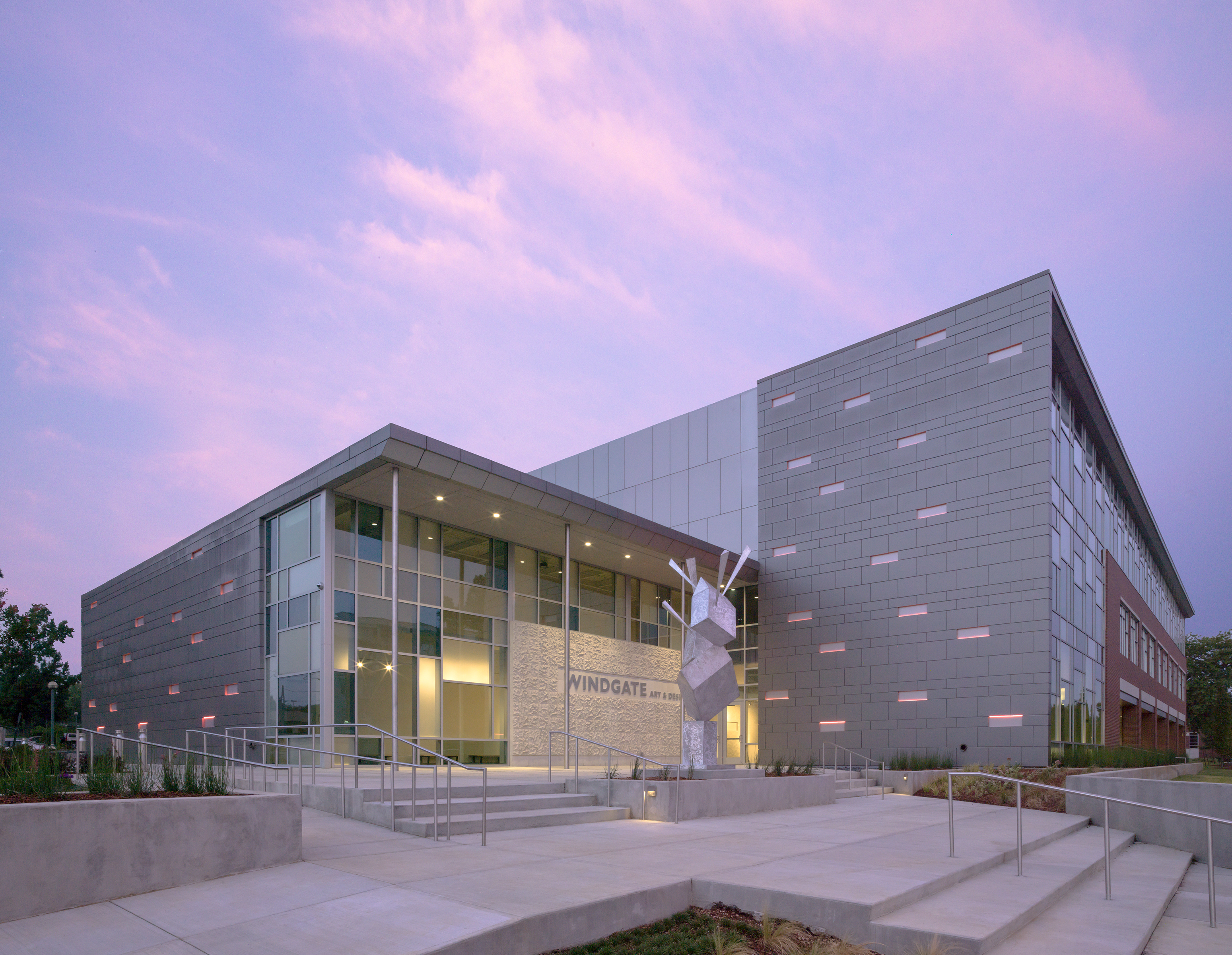 Firm: WER Architects Location: Fort Smith Photographer: Aaron Kimberlin